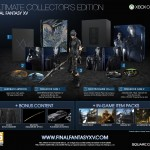 Final Fantasy XV Deluxe and Ultimate Collector's Edition revealed