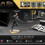 New Deus Ex: Mankind Divided trailer released, limited editions detailed