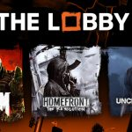 DOOM, Homefront: The Revolution, Uncharted 4 – The Lobby
