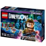 LEGO Dimensions enters its second year with new characters and a new portal – Ghostbusters reboot brings the film experience