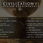 Civilization VI PC specs show what you need to run an Empire – Thanks for the memory