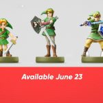 New Smash Bros and Zelda Amiibo announced – More for the collection.