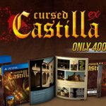 Cursed Castilla releases on Vita next month, limited edition announced – Another eastasiasoft collaboration
