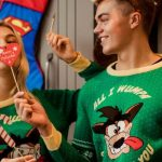 Numskull unveils new designs for their gaming jumpers this Christmas – Official 2017 Christmas Jumper Range