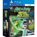Rick and Morty: Virtual Rick-ality releases this April for PS VR, Collector's Edition announced – CE is NA only sadly