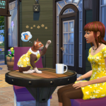 Dress up your pets in The Sims 4 with the new My First Pets Stuff expansion – Is that a cat in a frock?