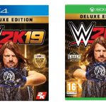 A.J. Styles is the cover star of WWE 2K19 – Phenomenal