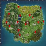Fortnite Week 6 Maps: Carbide/Omega Poster Locations, Search Between Playground (Season 4 Challenges)
