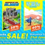 Nintendo Switch eShop Offers Flyhigh Works Summer Solstice Sale – Hot deals