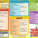 Taiko no Tatsujin: Drum N Fun and Taiko no Tatsujin: Drum Session song lists confirmed, Switch physical release + Drum confirmed for Europe