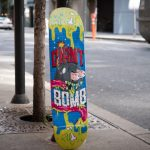 Gleam The Cube With This New Giant Bomb Skateboard Deck