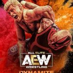 AEW's Weekly TNT Show Finally Has A Name And Intense Promo Art To Go Along With It