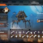Apex Legends Halloween Skins And Cosmetics: All Legendary Fight Or Fright Items