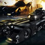 Get A Look At This Amazing Lego Batmobile, Available Black Friday