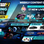 The Crew 2: Free Blazing Shots Update Adds New Weekly Events And Cars