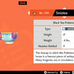 Pokemon Sword & Shield Guide: How To Evolve Sinistea Into Polteageist