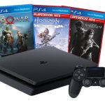Sony Has An Excellent PS4 Slim Bundle For Black Friday 2019