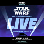 New Star Wars: The Rise Of Skywalker Footage Will Debut Inside Fortnite Very Soon