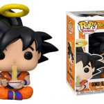 New 'Goku Eating Noodles' Funko Pop Out This Month