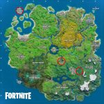 Fortnite: The Shark, Rapid's Rest, And Gorgeous Gorge Locations Guide