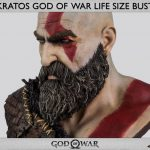 God Of War's Two-Year Anniversary Brings A Wild New Kratos Bust