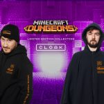 Minecraft Dungeons Has A Clothing Line That Includes Proper Dungeon-Crawling Cloaks
