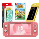 Nintendo Switch Lite Bundles Back In Stock, Include New Coral Color