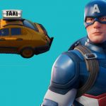 Fortnite – New Cars Update Gameplay