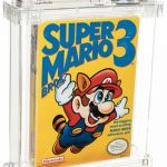 A Sealed Copy Of Super Mario Bros. 3 Just Broke Records At Auction