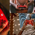 Microsoft reveal brand new Pulse Red controller for Xbox Series X|S