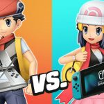 Pokemon Brilliant Diamond & Shining Pearl Trailer Comparison – Switch vs DS