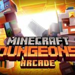Minecraft Dungeons Is Getting Turned Into Arcade Cabinet