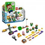 New Lego Luigi Starter Course Announced, Up For Preorder Now