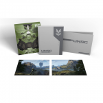 Halo Infinite Deluxe Edition Art Book Is Up For Preorder Now, And It's Gorgeous