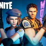 Fortnite X Resident Evil – Jill Valentine and Chris Redfield Join the Fight